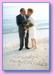 Marrying Sam - Married on the Beach